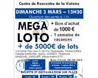 MEGA LOTO + DE 5000 EUROS DE LOTS