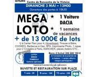 Méga loto du Badminton Club Compiegnois à Compiègne