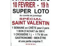 SUPER LOTO SPECIAL SAINT VALENTIN