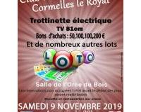 Loto du Club Photo Video de Cormelles le Royal