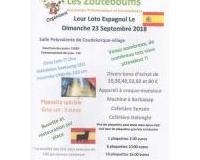 LOTO ESPAGNOL DES ZOUTEBOUMS