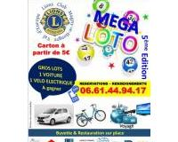 MégaLoto du Lions Club de Magny le Hongre / Val d'Europe