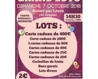 Super Loto Ecole Saint Remy Courlay