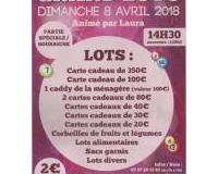 Super Loto  Foot de Courlay