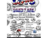 Super Loto des Jeunes Sapeurs Pompiers 1500€ de lots