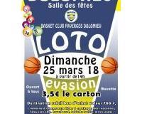 LOTO Basket Faverges Dolomieu