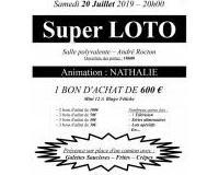 SUPER LOTO DOMFRONT (61) - Animation Nathalie