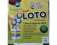 Super LOTO - Sainte-Reine Crossac Football