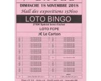 loto bingo du xv elusate