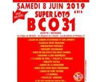 Loto du BCO 31à 21 h salle des fêtes