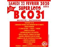 Loto du BCO31