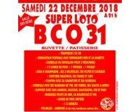 Loto de Noël du BCO 31à 21 h salle des fêtes