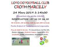Loto du FC Croth Marcilly