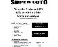 Super Loto animé par Jocelyne