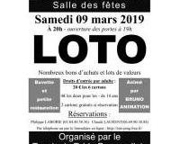 LOTO du Tennis de Table Fougerollais