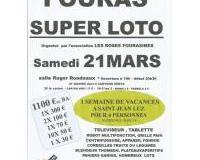 SUPER LOTO 1 SEMAINE A SAINT JEAN DE LUZ