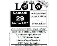 Loto du Judo-Club de Frouzins