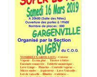 Super loto du rugby de Gargenville
