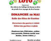 Loto du collège des Remparts (Rozay-en-brie)