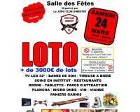 Loto à Ginestet + de 3000€ de lots à gagner