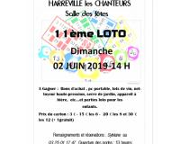 11 ème loto des Lilas Blancs