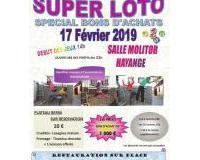 Super Loto spécial Bons d'Achats - SOS Actions à Hayange