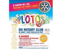 Loto du Rotary Club de Nancy Saint Nicolas de Port