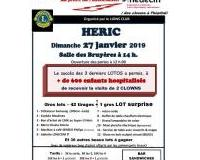 """Super Loto au profit de l'association""""le Rire Médecin"""""""