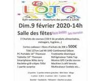 LOTO Gym Volontaire