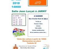 Loto de l'APE Mon Ecole Mon Avenir de Jules Ferry Jarny