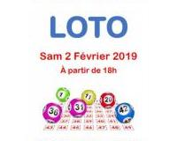 Grand Loto du Tennis Club de La Buisse