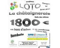 Super loto la Châtaigneraie