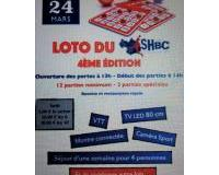 Loto du SHBC LA MOTTE-SERVOLEX HANDBALL