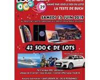 LE + GROS LOTO DE FRANCE  42 500E DE LOTS + BON DACHATS !!!