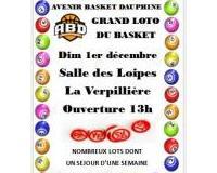 Grand Loto d'Avenir Basket Dauphiné