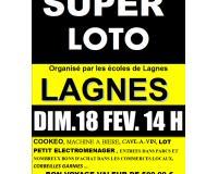 Super LOTO des écoles de Lagnes