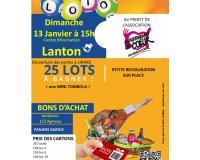 Loto è Lanton au profit des Restos du Coeur