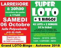 Super Loto bingo Larressore