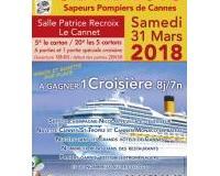 Grand loto des Sapeurs-Pompiers de Cannes