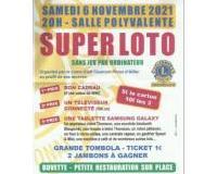 Super loto du Lions Club Cournon Rives d'Allier