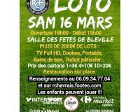 Loto du Racing Club Havrais