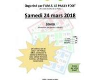 Loto du club de football de le Pailly