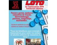 Loto de l'association HPN Solidarité catalane