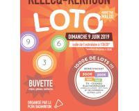 Loto du Patronage Laïque du Relecq-Kerhuon Badminton