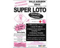 Super Loto + de 3500€ de lots à gagner