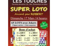 Super Loto animé par Robert