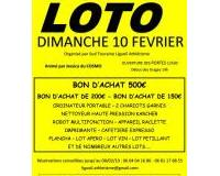 LOTO SUD TOURAINE LIGUEIL ATHLETISME