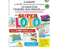 Loto Solidaire Lions Club Chartres Jean Moulin