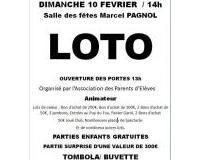 Loto organisé par l'APE de Magnac
