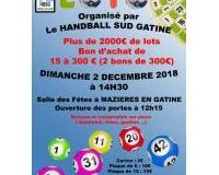 LOTO Annuel du Handball Sud Gatine
